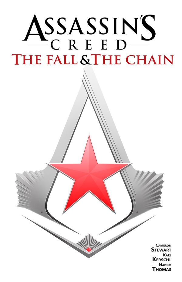 [Cover Art image for Assassin's Creed: The Fall/The Chain]