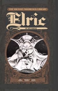 [Image for Discover Elric, Lord of Melniboné]