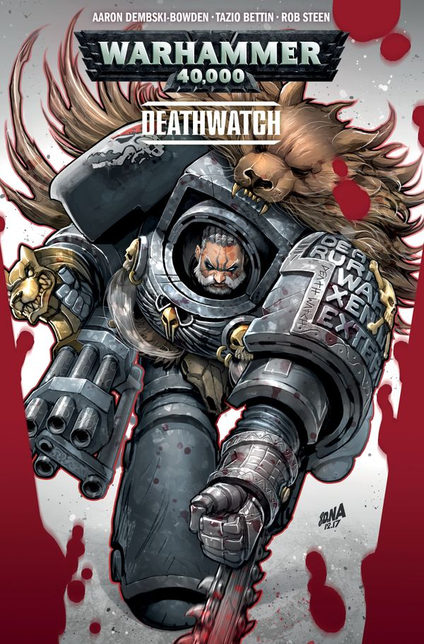 [Cover Art image for Warhammer 40,000: Deathwatch]