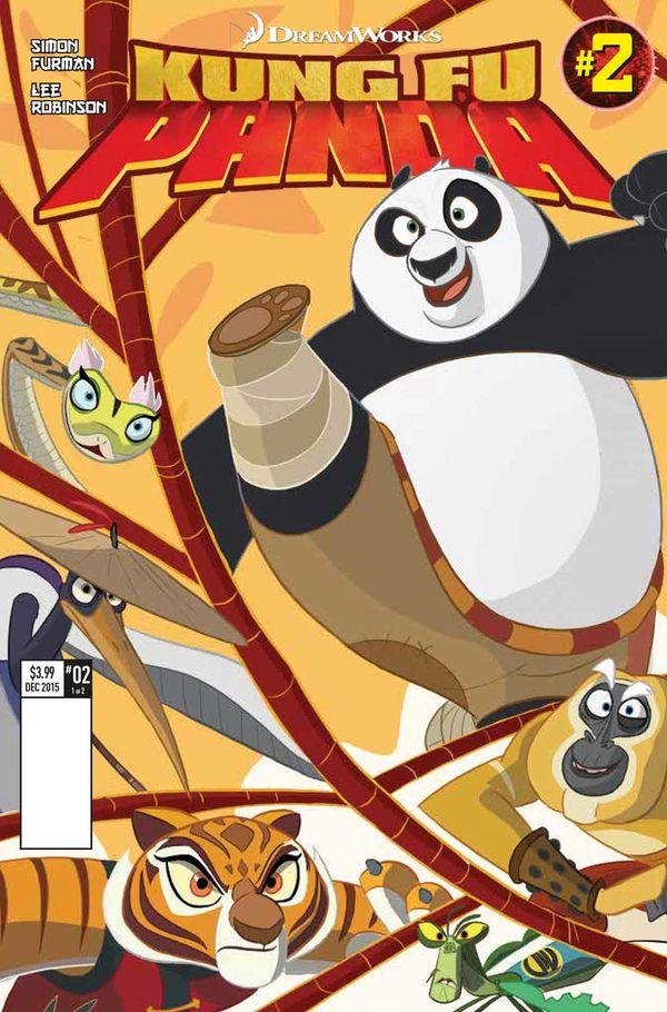 [Cover Art image for Kung Fu Panda]