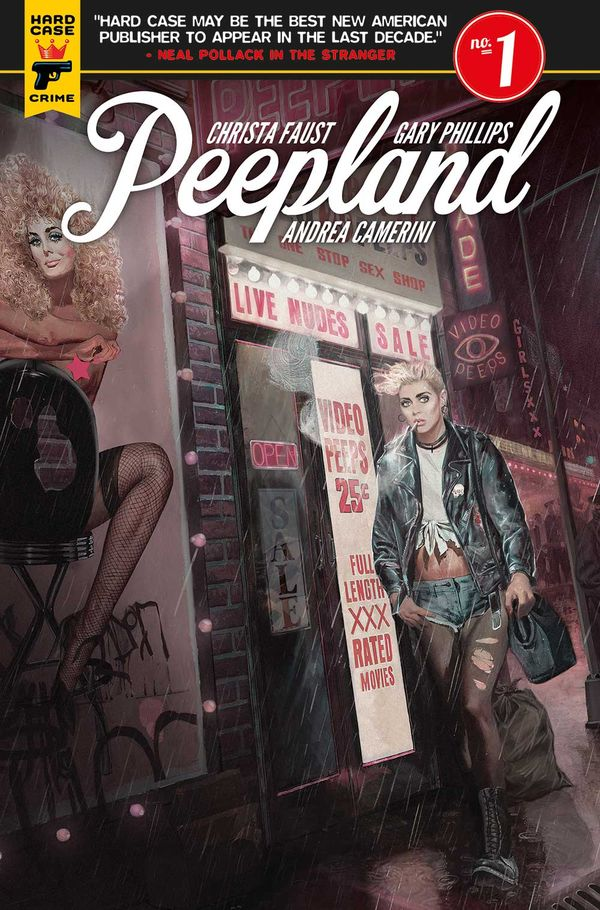 [Cover Art image for Peepland]