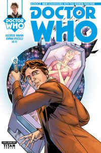 [Image for Doctor Who: The Eighth Doctor Miniseries]