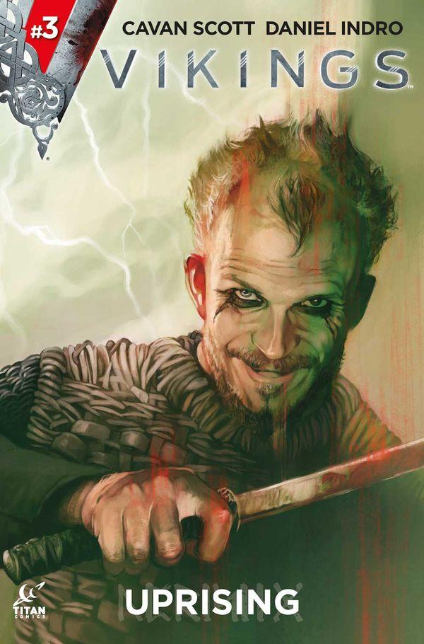 [Cover Art image for Vikings: Uprising]
