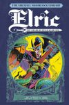 [The cover image for The Michael Moorcock Library Vol. 2: Elric The Sailor on the Seas of Fate]