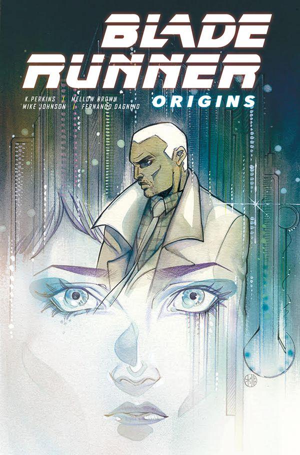 [Cover Art image for Blade Runner: Origins]