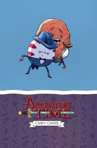 [Image for Adventure Time: Candy Capers Mathematical Edition]