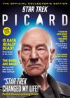 [The cover image for Star Trek: Picard - Official Collector's Edition]