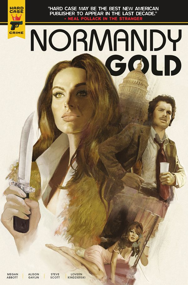 [Cover Art image for Normandy Gold]