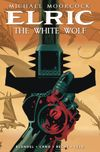 [The cover image for Elric: The White Wolf]