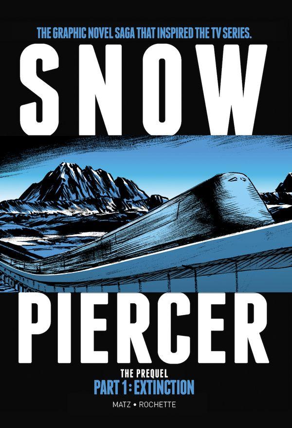 [Cover Art image for Snowpiercer: Prequel Vol. 1: Extinction]