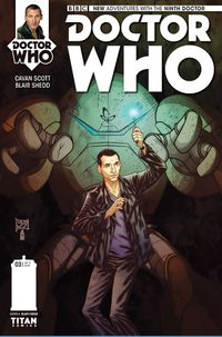 [Image for Doctor Who: The Ninth Doctor Miniseries]
