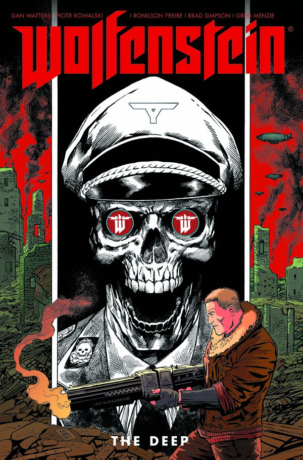 [Cover Art image for Wolfenstein]