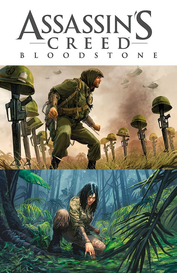 [Cover Art image for Assassin's Creed: Bloodstone Collection]