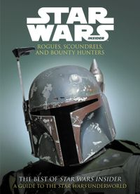 [Image for Star Wars: Rogues, Scoundrels & Bounty Hunters]