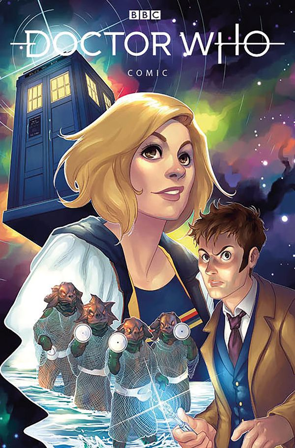 [Cover Art image for Doctor Who]