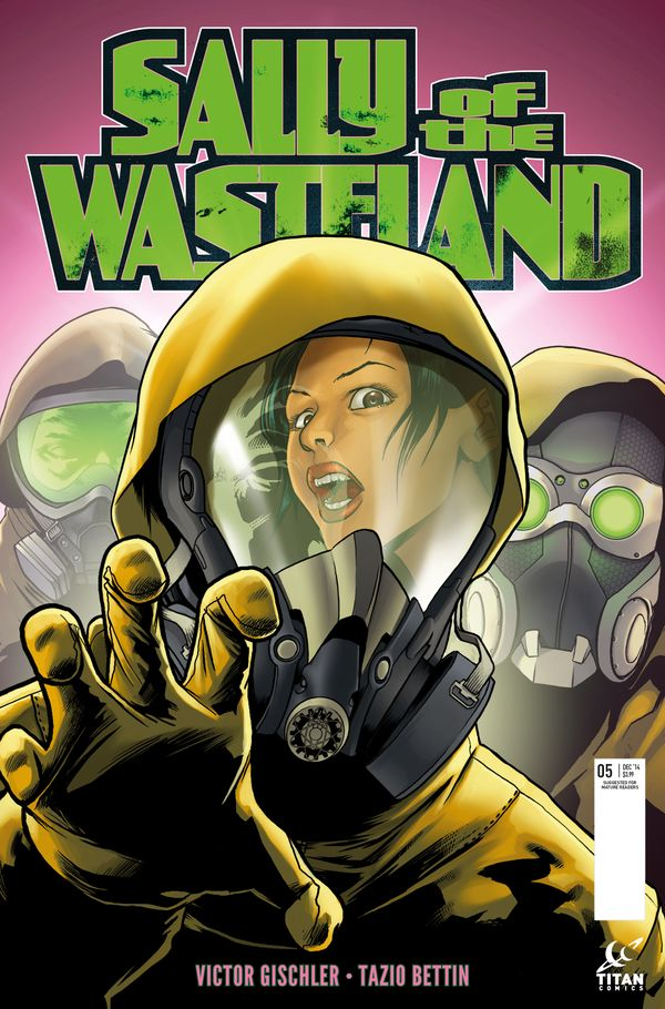 [Cover Art image for Sally Of The Wasteland]