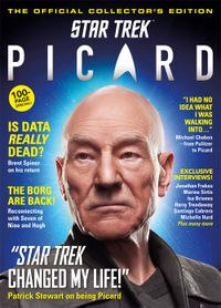 [Image for Star Trek: Picard - Official Collector's Edition]