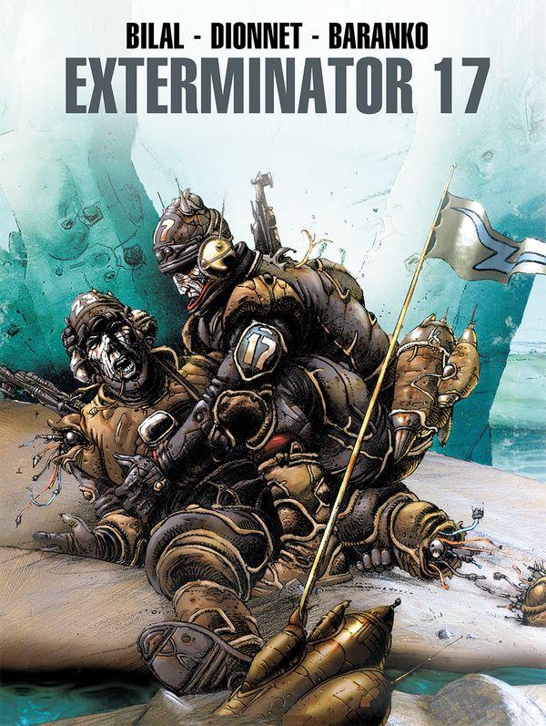 [Cover Art image for Exterminator 17]