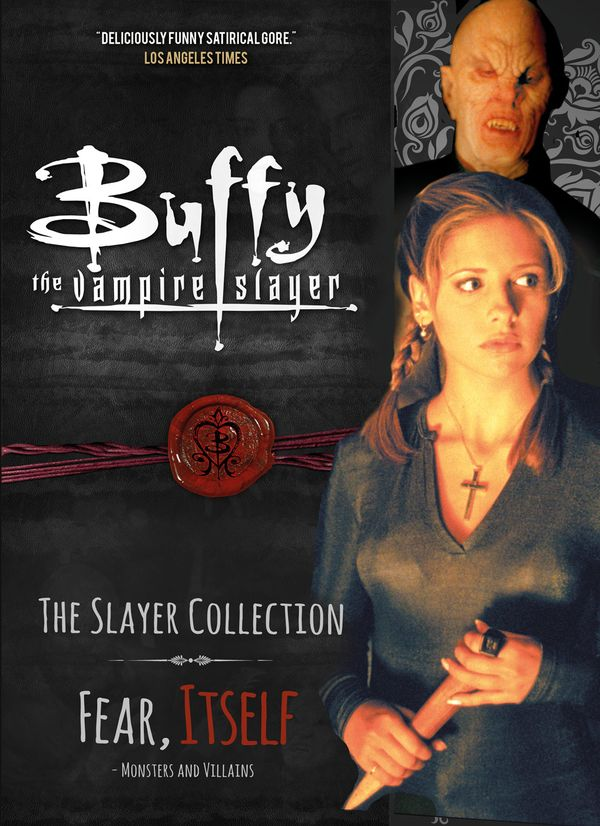 [Cover Art image for Buffy]