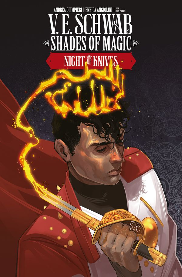 [Cover Art image for Shades of Magic: The Steel Prince Vol. 2: Night of Knives]