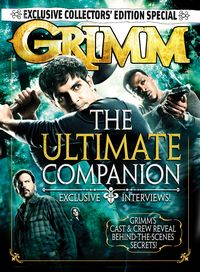 [Image for Grimm : The Ultimate Companion]