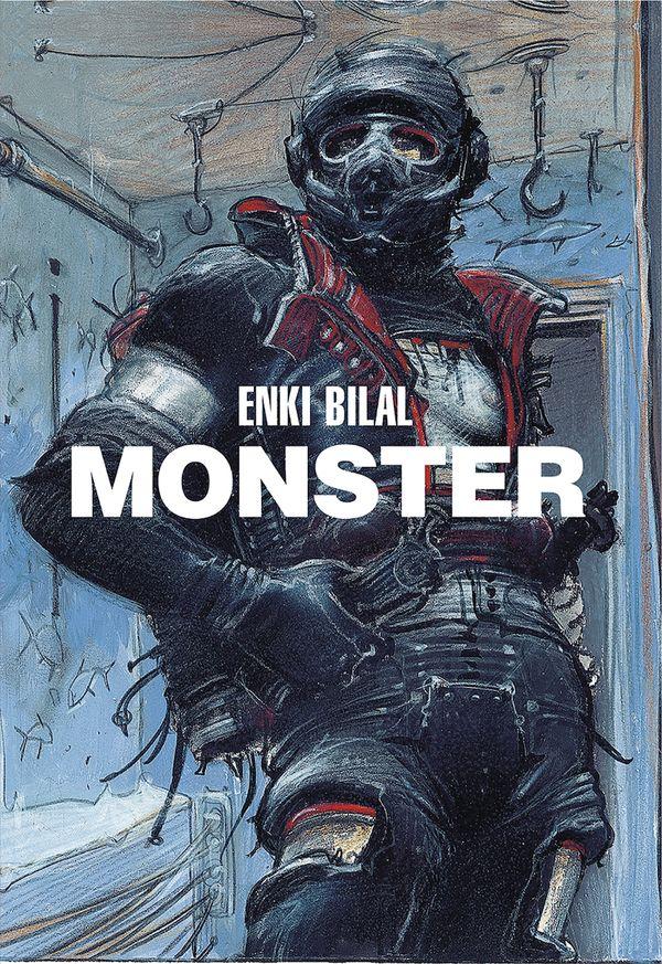 [Cover Art image for Enki Bilal's Monster]