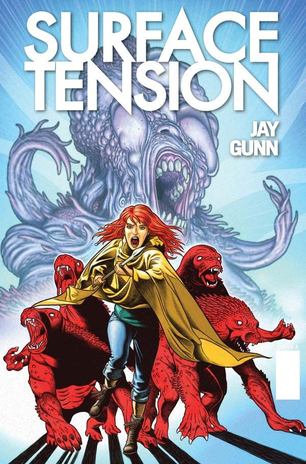 [Cover Art image for Surface Tension]