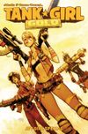 [The cover image for Tank Girl: Gold]