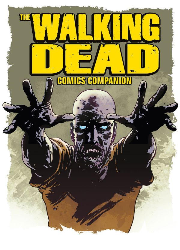 [Cover Art image for The Walking Dead: Companion to the Comic Series]