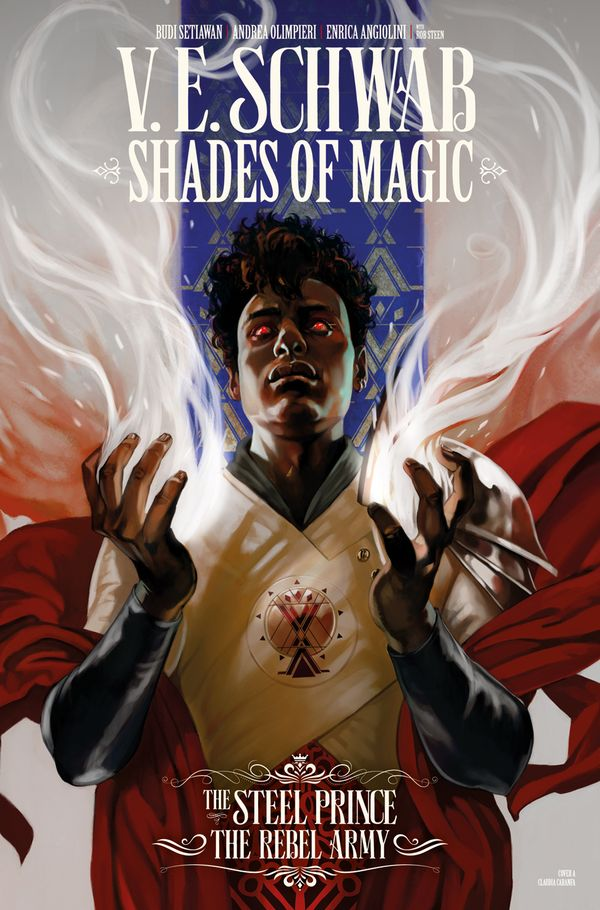 [Cover Art image for Shades of Magic: The Steel Prince: The Rebel Army]