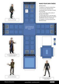 [Image for Make your own TARDIS]
