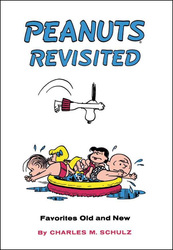 [Cover Art image for Peanuts: Revisited]