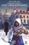 [The cover image for Assassin's Creed: Last Descendants: Locus Scholastic Edition]