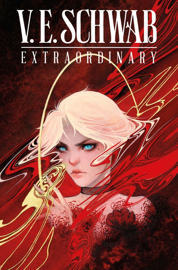 [Cover Art image for ExtraOrdinary]