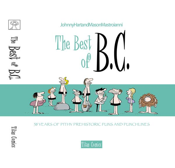[Cover Art image for The Best of B.C.]
