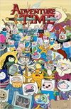 [The cover image for Adventure Time Vol. 11]