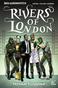 [Image for Rivers of London: Night Witch]