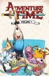 [The cover image for Adventure Time Vol. 3]