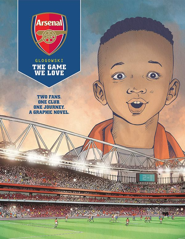[Cover Art image for Arsenal FC: The Game We Love]