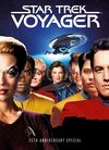 [The cover image for Star Trek Voyager: 25th Anniversary Special Book]