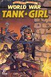 [The cover image for Tank Girl: World War Tank Girl]