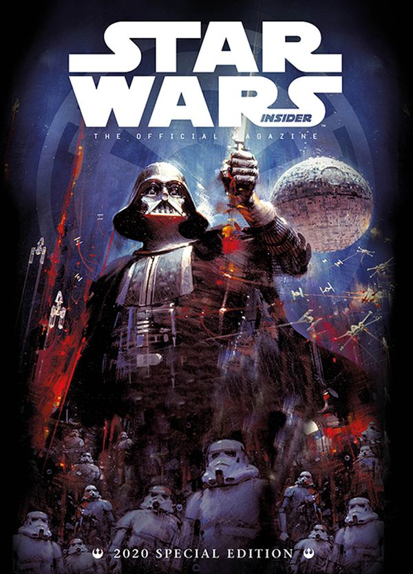 [Cover Art image for Star Wars Insider 2020 Special Edition]