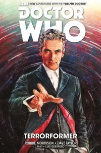 [Image for Doctor Who: Twelfth Doctor SC Ed]