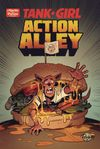 [The cover image for Tank Girl: Action Alley]