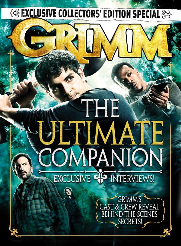 [Cover Art image for Grimm : The Ultimate Companion]