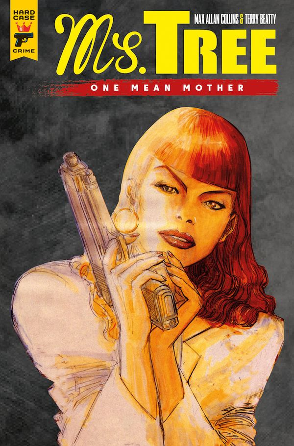 [Cover Art image for Ms. Tree: One Mean Mother]