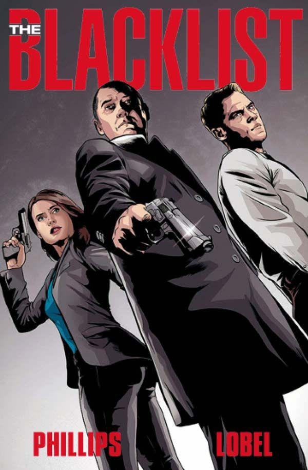 [Cover Art image for Blacklist]