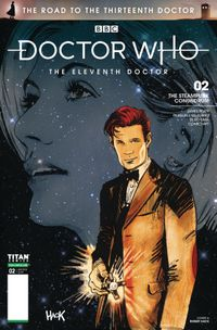 [Image for Doctor Who: The Road to the Thirteenth Doctor: The Eleventh Doctor]