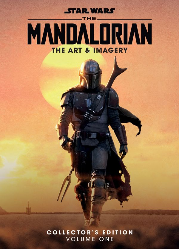 [Cover Art image for Star Wars: The Mandalorian: The Art & Imagery Collector's Edition Vol. 1]