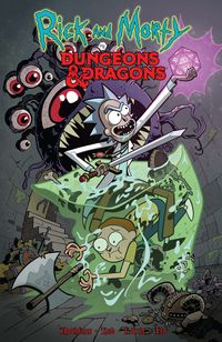 [Image for Rick and Morty vs. Dungeons & Dragons]